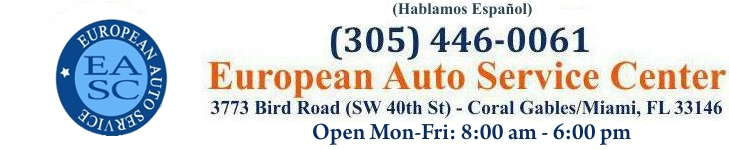 Auto Repair Coral Gables